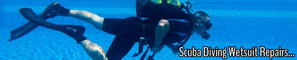 Tankless Diving - Aquasea Underwater Products - Wetsuit